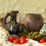 Η μεσογειακή διατροφή και η δράση της έναντι στην χοληστερόλη και τα τριγλυκερίδια